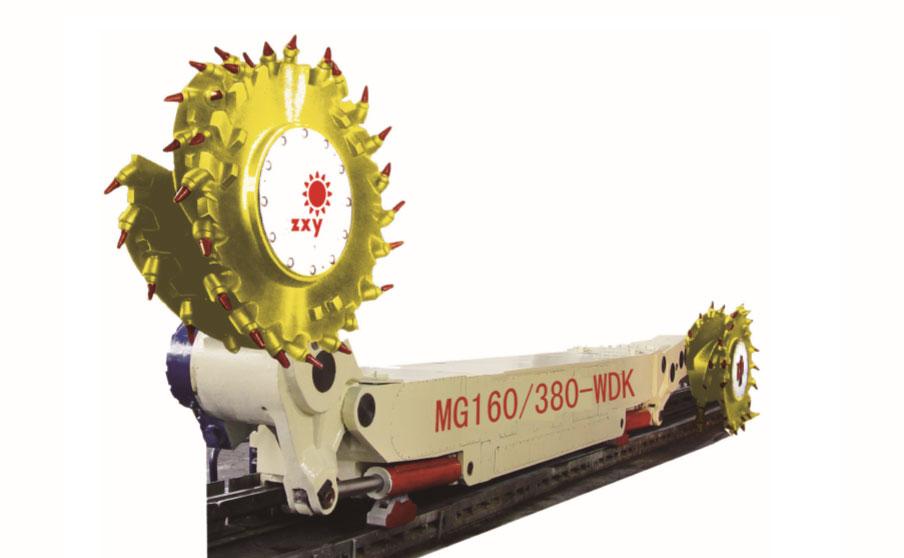 MG160/380-WDK 交流电牵引乐天堂体育博网址