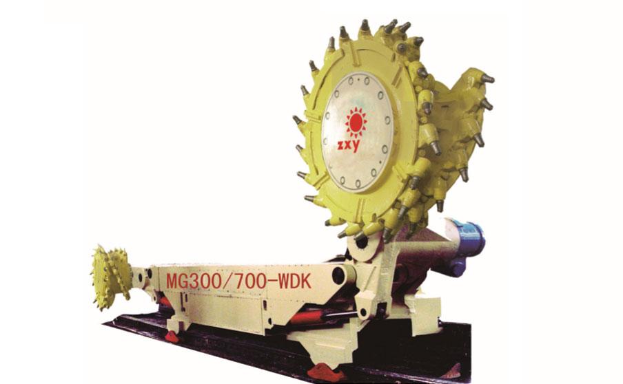 MG300/700-WDK 交流电牵引 乐天堂体育博网址