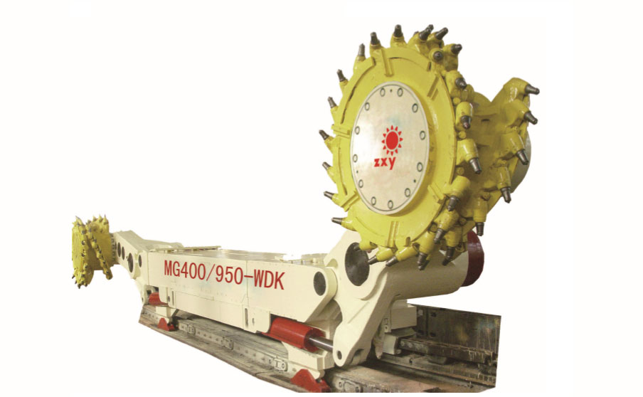 MG400/950-WDK 交流电牵引 乐天堂体育博网址