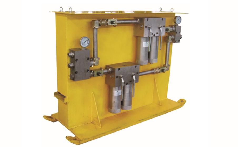 GLZ1000/31.5(10)A 型 高低压反冲过滤站