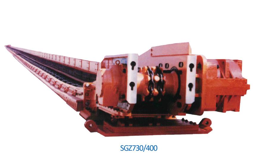 刮板输送机(重型)SGZ730/440