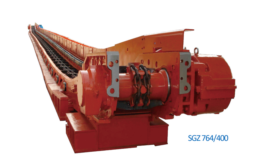 刮板输送机(重型)SGZ764/440